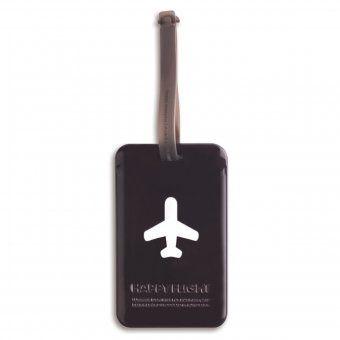 Design3000 Gepackanhanger Happy Flight Anhanger Zum Beschriften Und Markieren Ihrer Gepackstucke Design3000 Geschenkideen Design