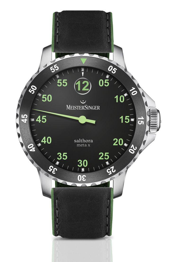 Timezone Industry News Basel 2017 Meistersinger Salthora Meta X Diver