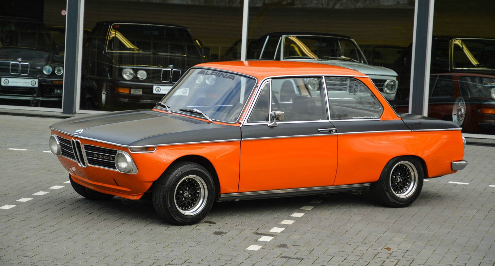 1972 BMW 2002 Alpina | Tuning cars for sale | Pinterest | Bmw 2002 ...