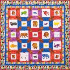 Brown Bear Andover Quilt Kit - Gail Kesslers Ladyfingers Sewing ... : ladyfingers quilt shop - Adamdwight.com