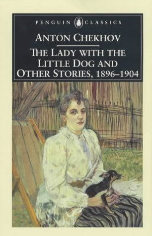 the lady with the pet dog short story