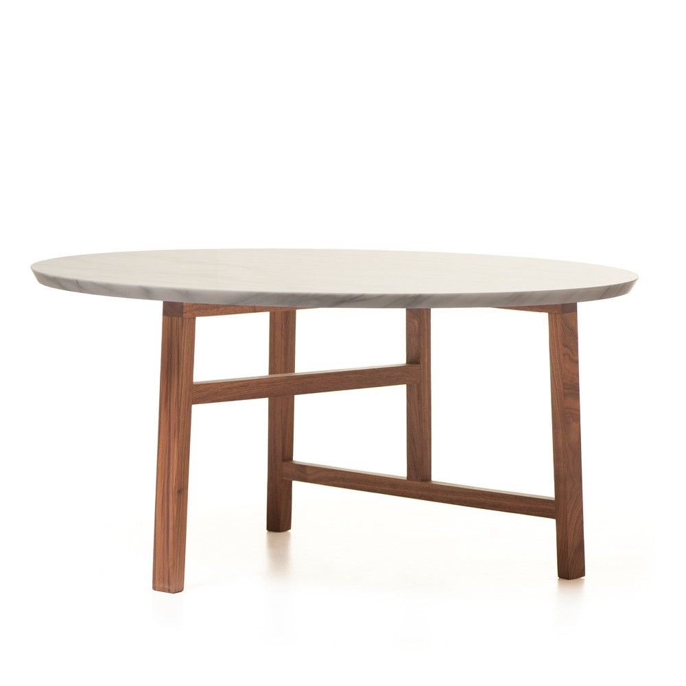 Trio Round Coffee Table With Marble Top Love The Lines Coffee Table Marble Top Coffee Table Coffee Table White [ 1000 x 1000 Pixel ]