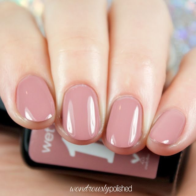 Wondrously Polished: Wet N Wild, 1-Step Wonder Gel: Swatches & Review - Stay Classy