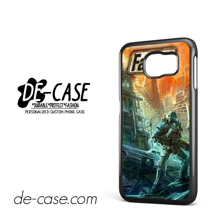 Fallout 4 Art DEAL-4073 Samsung Phonecase Cover For Samsung Galaxy S6 / S6 Edge / S6 Edge Plus