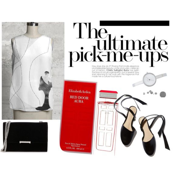 Linessy look by ioanaturcanu on Polyvore featuring Elizabeth Arden, Ivanka  Trump, DKNY and Woman