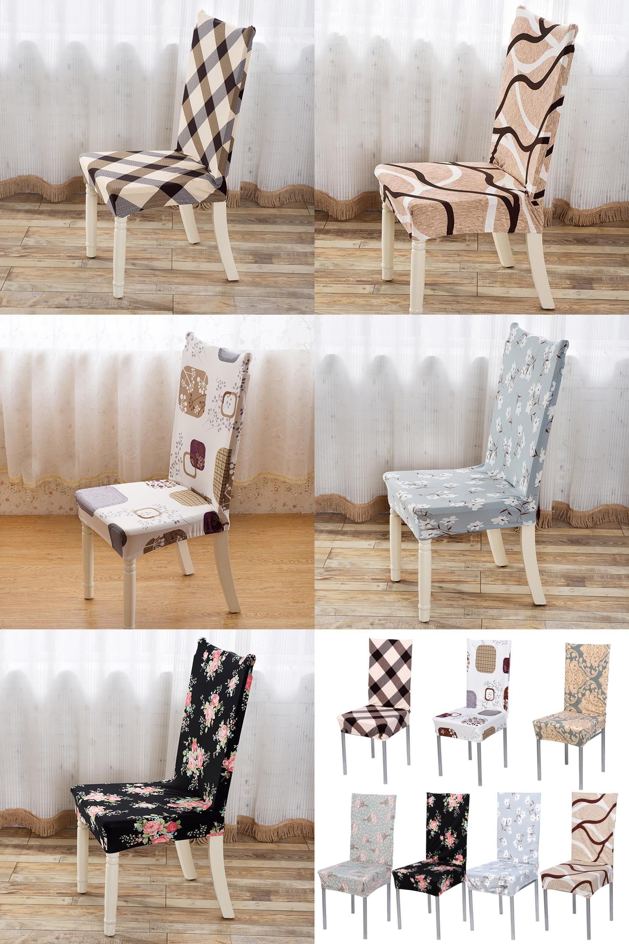 Visit to Buy Elastic Anti dust Chair Cover Stretchy Removable