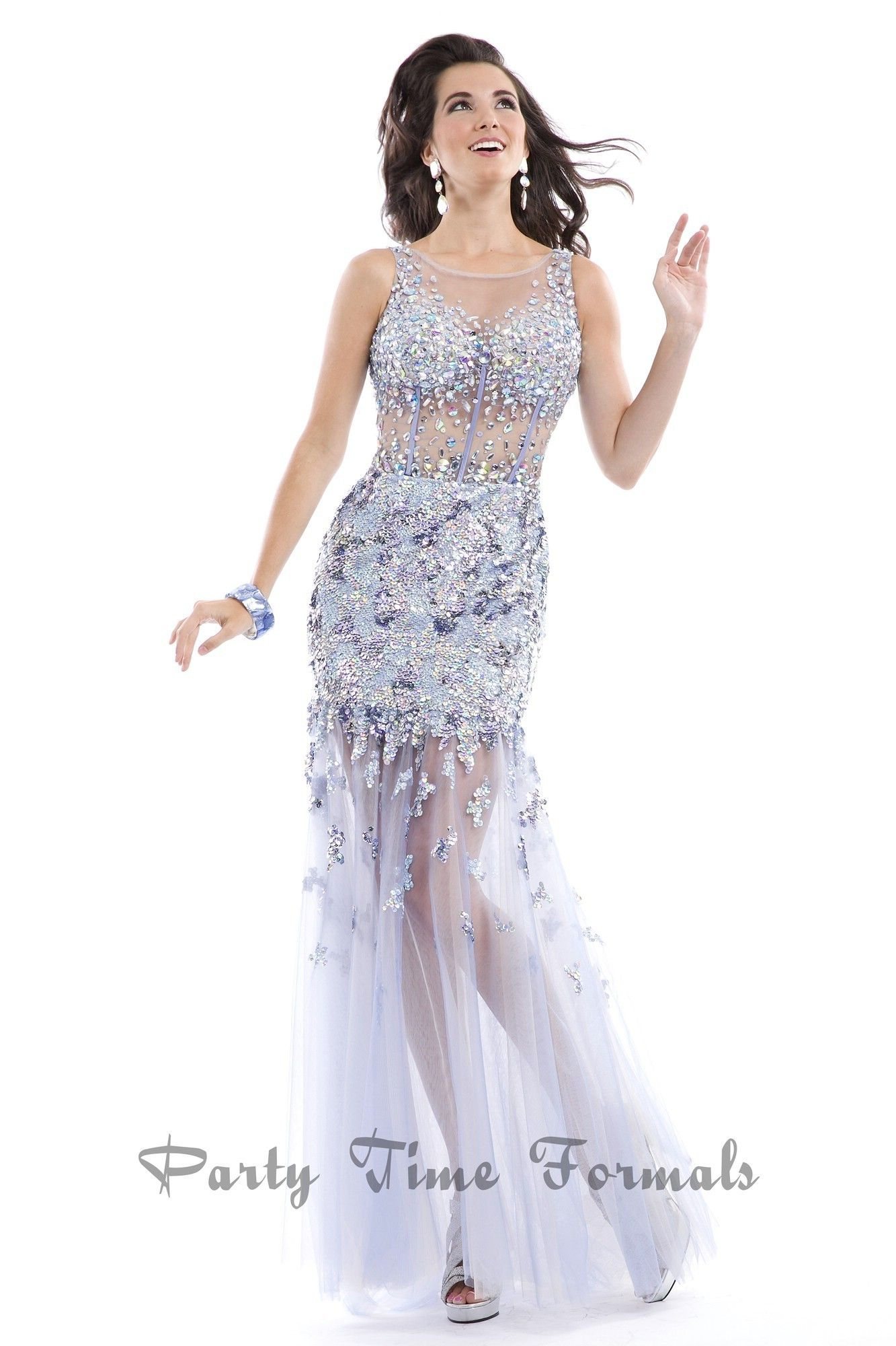 Party Time - Style 6459 $491.99 Party Time | wedding dress with ...