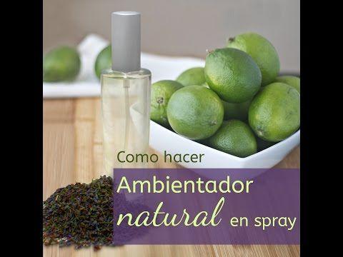 Hacer ambientador natural con aceites esenciales youtube for Ambientador con suavizante y bicarbonato
