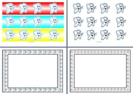 Free Teeth Printables Ks1 And Ks2 Science Teaching Resources