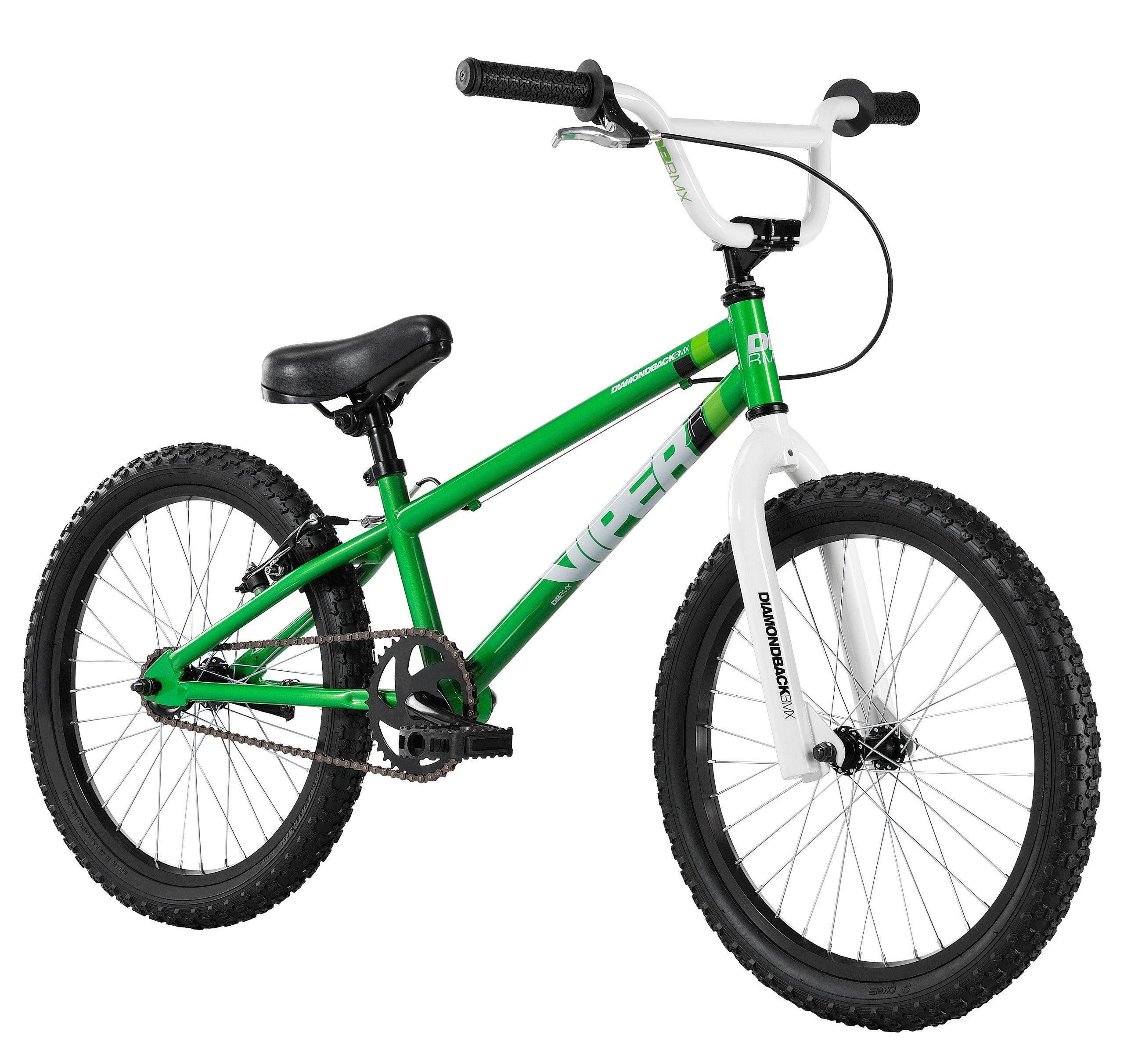 Diamondback Bicycles 2014 Viper Junior Bmx Bike 20 Inch Wheels One Size Green Best Bmx Bmx Bikes Bmx