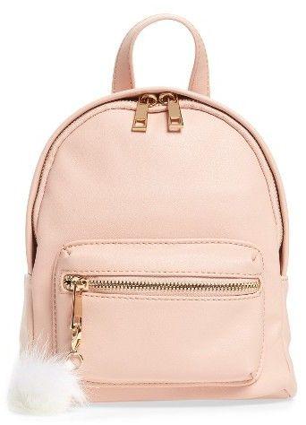 Bp. Faux Leather Mini Backpack - Blue  39.00. afflink.   GRACE BDAY ... 6d89b960c1