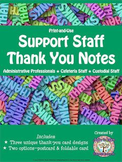 Support Staff Thank You Notes Did You Know That April  Is Administrative Professionals Day Its Important For Us To Thank The People Who Work Hardbehind
