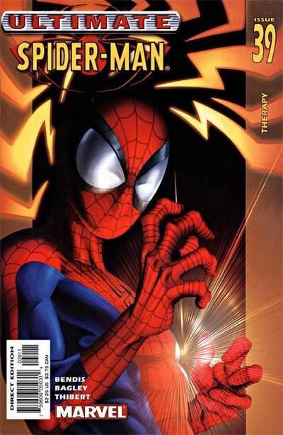 Ultimate Spider-Man #39 - Therapy