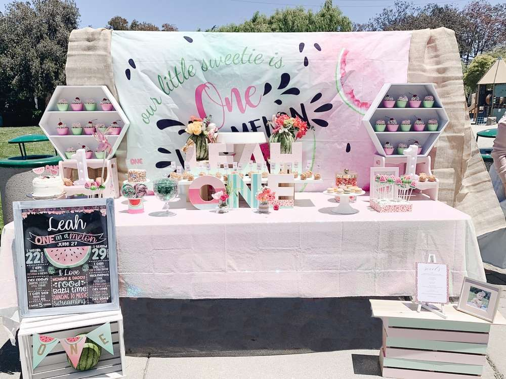 Birthday party ideas girls mile school — pic 6