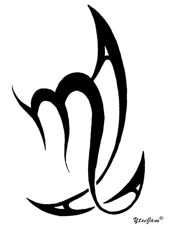 Virgo Tattoos For Men1 Tribal Ta P Cs Free Download Tattoo 25597