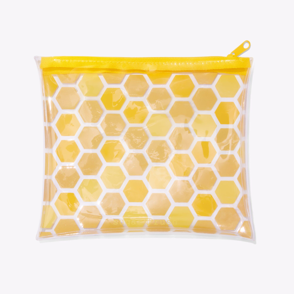 Sugar rush™ bee the change makeup bag Bee, Makeup, I