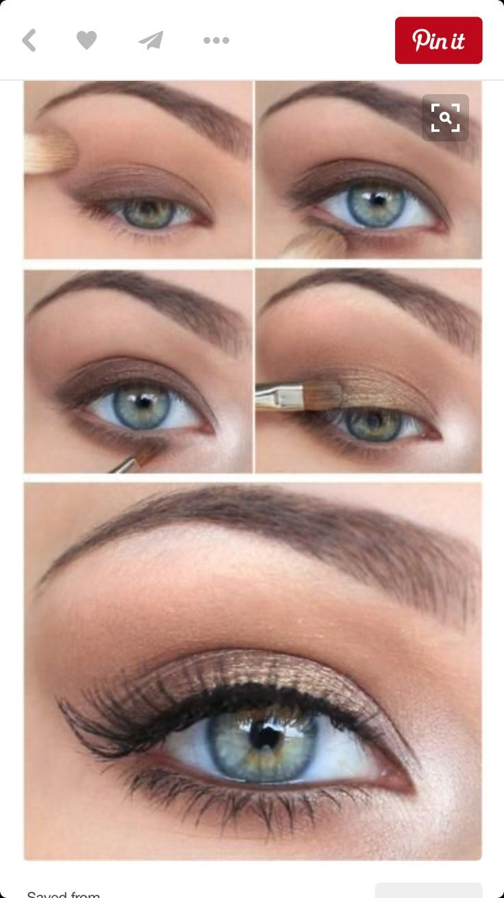 makeup for green eyes | ❤ makeup ❤ | eye makeup, hair