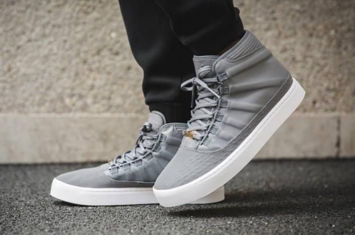On Foot Images of the Upcoming  Cool Grey  Jordan Westbrook 0 ... 59fde27213f