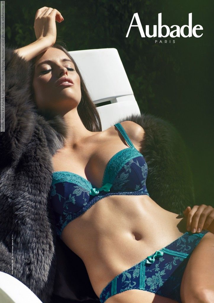 Aubade brand lingerie created functional introduce necessities