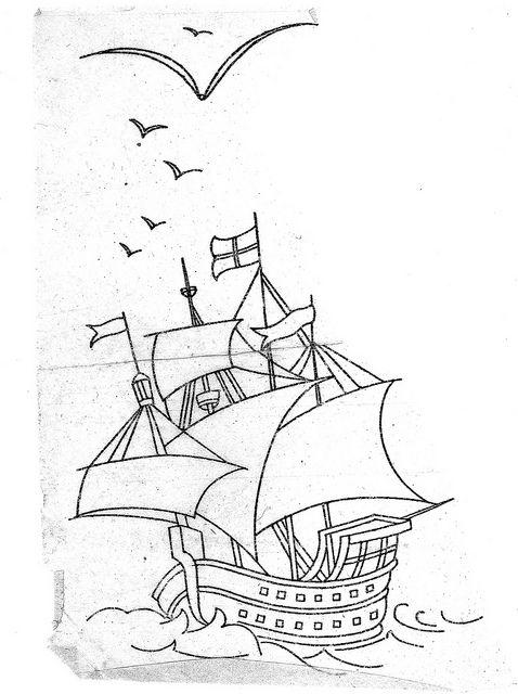 Ship 9 Boyama Sayfalari Boyama Kitaplari Ve Desenler