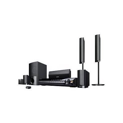 Sony BRAVIA DAVHDX589W 51Channel Theater System Black