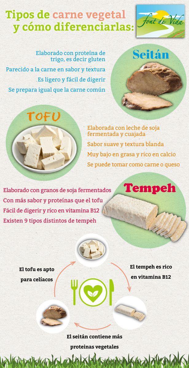 Como Cocinar El Seitan | Bea397792b746a206f0dd090d916f273 Jpg 615 1195 Vegetarianos