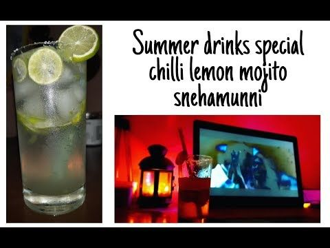 Virgin mojito, lemon drinks ,summer carbonated drinks, lemonade punch , Sprite drinks