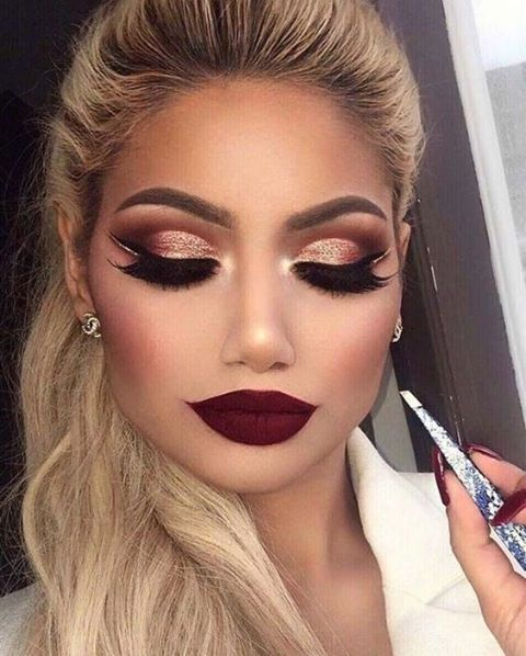 So Much Yes Gorgeous Makeup Makeup Looks Prom Makeup