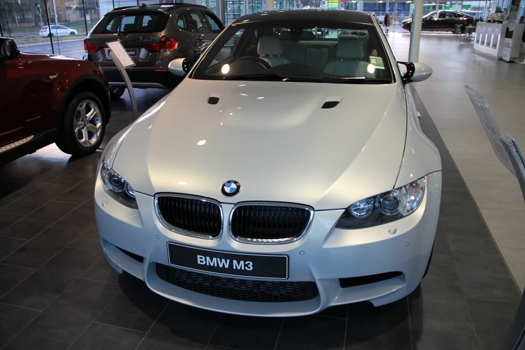 Moonstone Individual Color BMW M3 E92