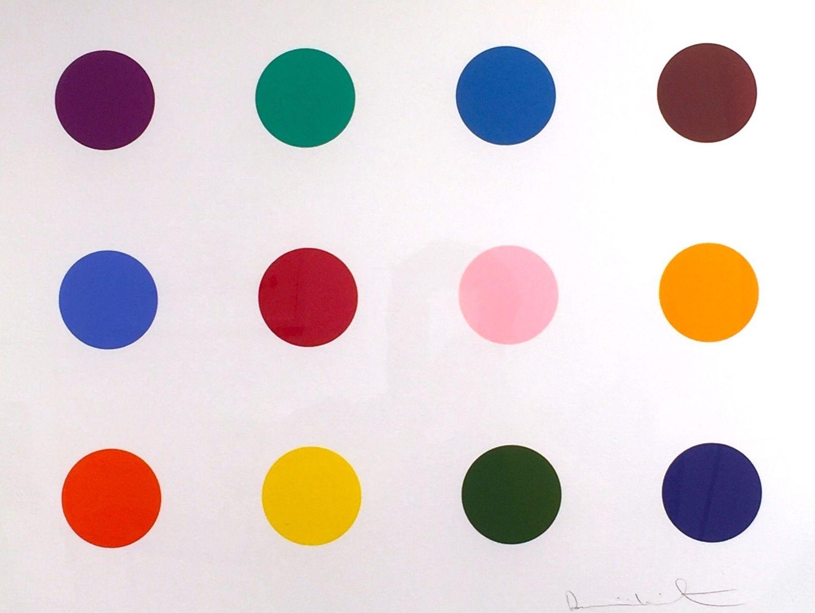 DAMIEN HIRST - ISOVANILLIN - GREGG SHIENBAUM FINE ART MIAMI http://www.widewalls.ch/artwork/damien-hirst/isovanillin/