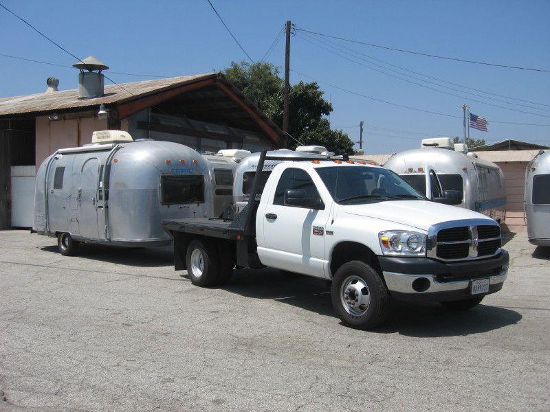エアストリーム Airstream Dodge Dodge Trucks