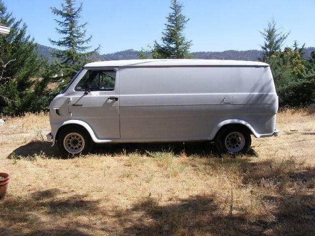 Binkyturbo 1972 Ford Econoline E150 Vans Ford Chevrolet