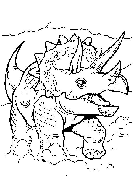 Dinosaurs 999 Coloring Pages SRP 2013 Dig Into Reading
