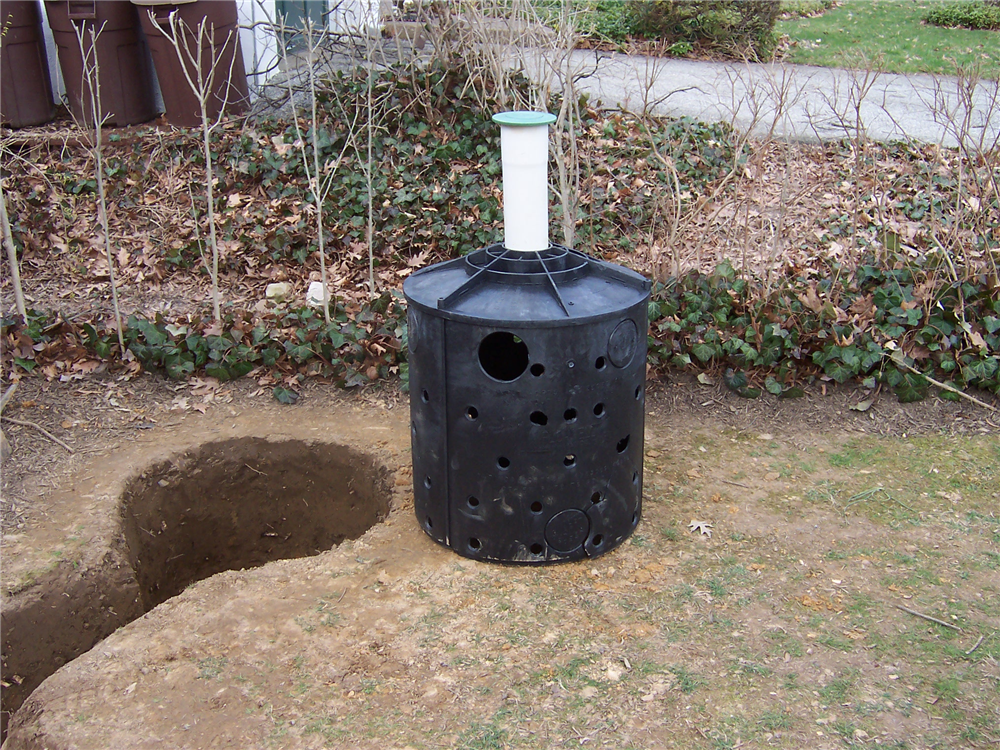 Dry well w pop up emitter reno redux pinterest for Good drainage system
