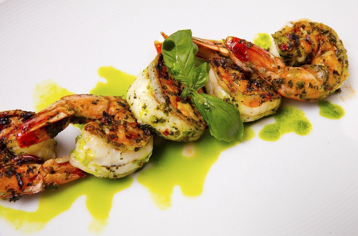 U10 shrimp Blt, Menu, Prime