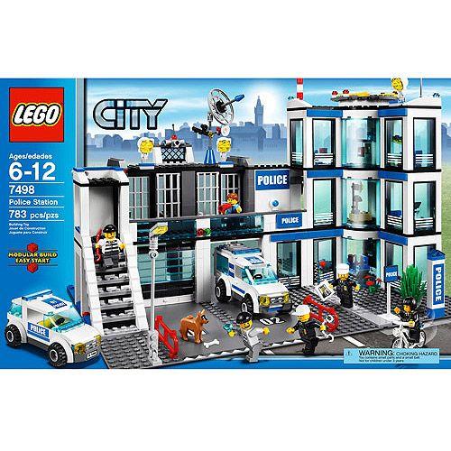 Toys Lego Police Station Lego City Police Station Lego Police