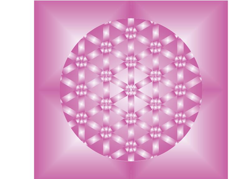 Geometria Sagrada Merkabah Rede