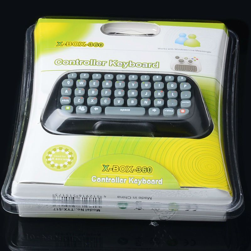 #controller Keyboard, #For XBOX 360 controller Keyboard, #Wireless remote For XBOX 360 controller Keyboard