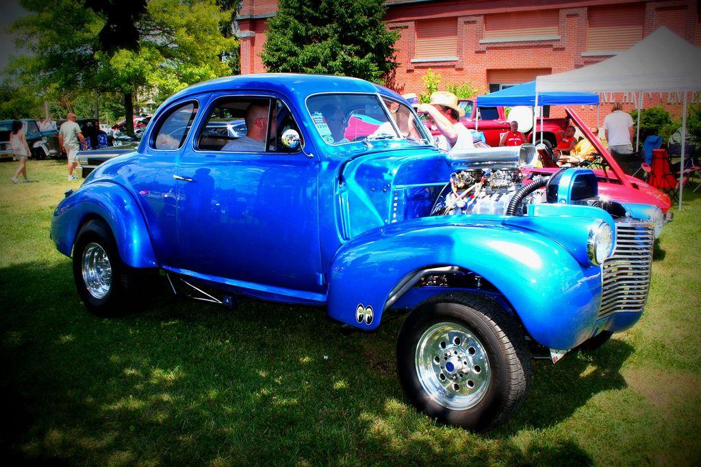 1940 Chevy gasser | Virtual Car Show | Antique cars, Unique cars, Cars