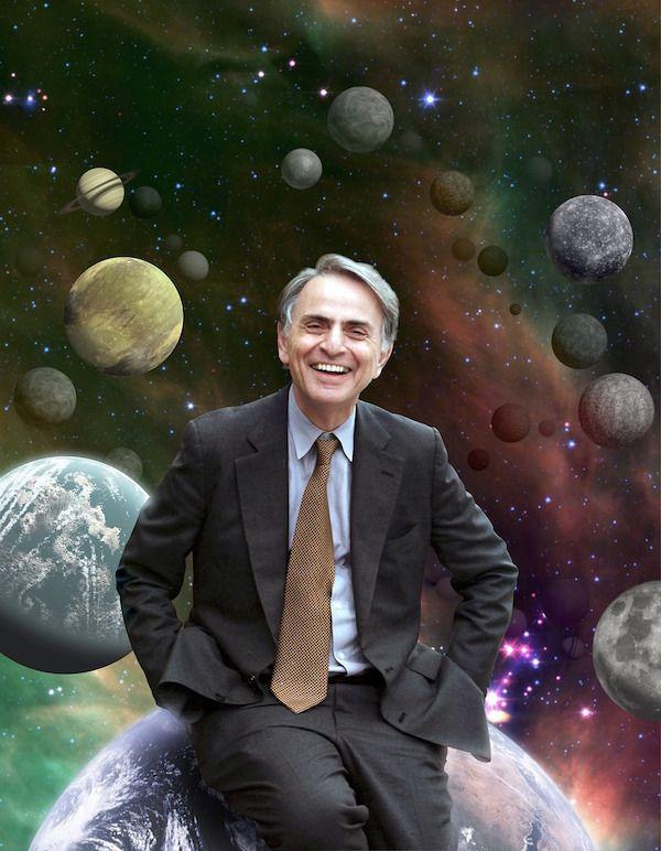 Carl Sagan's Extraordinary Career