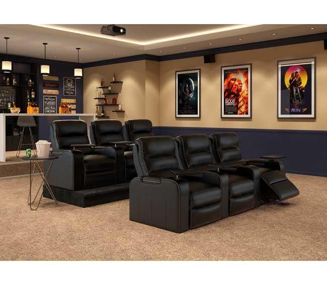 Home Theater Design Ideas Diy: 7 3/4
