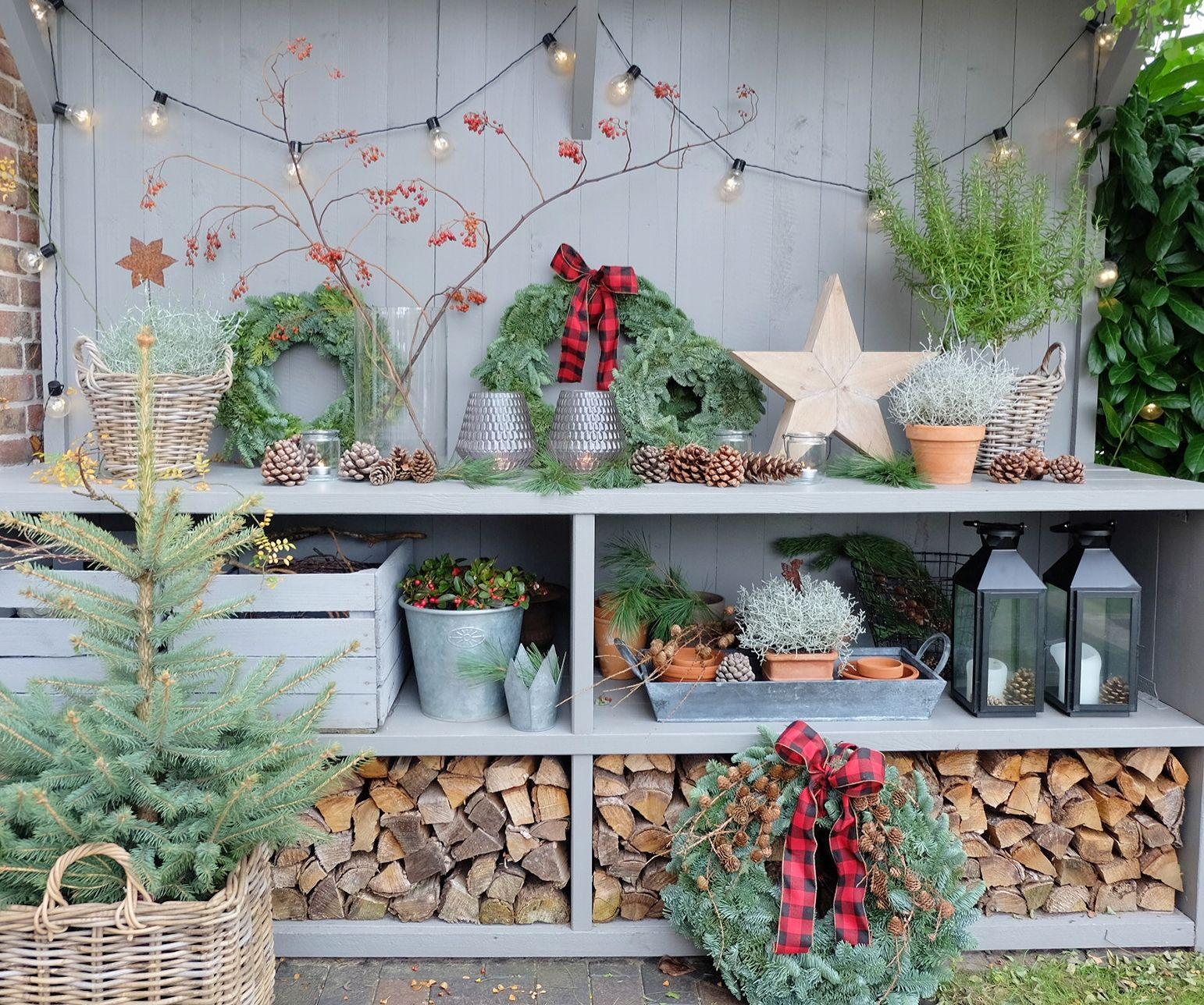 Photo of Pflanztisch, Outdoorküche, Kitchen, Garten