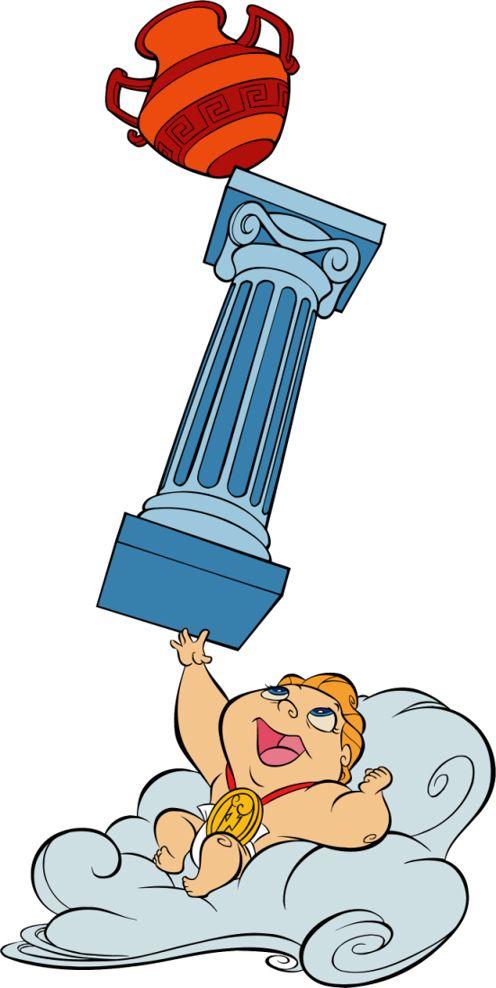 Free Disney's Baby Hercules Clipart Image 2 --> Disney ...