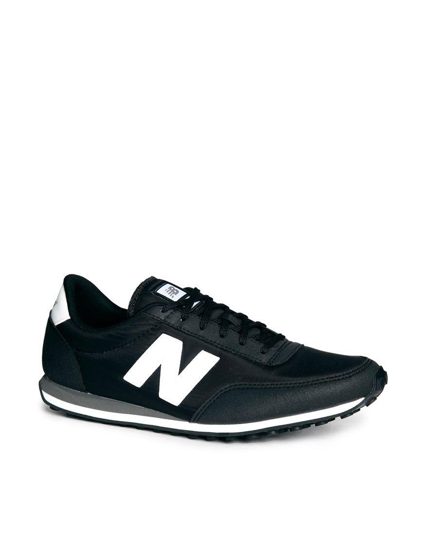 new balance 410 sneakers black