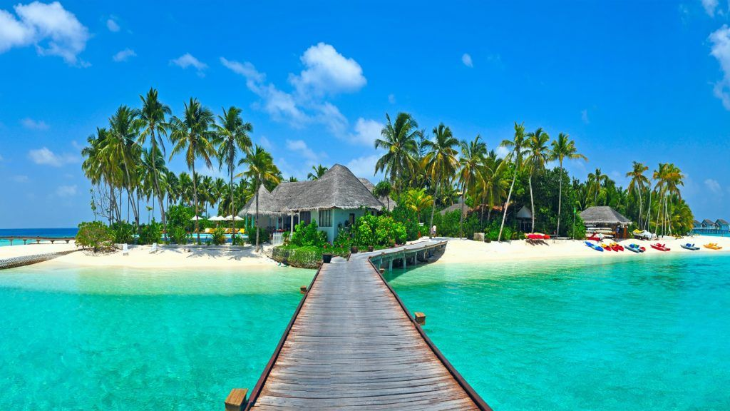 Resort Beach Wallpapers Hd Desktop Wallpapers 4k Hd Family Resort Vacations Best Honeymoon Destinations Vacation Resorts