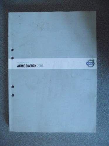 Volvo S80 Wiring Diagrams Manual 2007 Tp39100202 Volvo S80 Volvo Manual Car