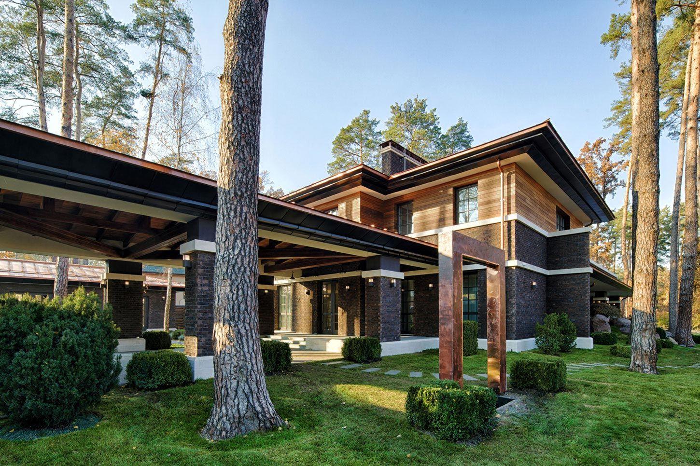 prairie houseyunakov architecture architects: yunakov