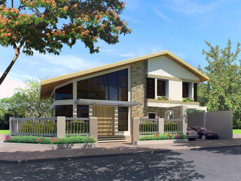 Bahay Kubo Inspired Modern