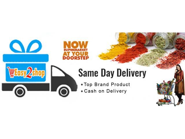 Online grocery Shopping with free Home Delivery | Online