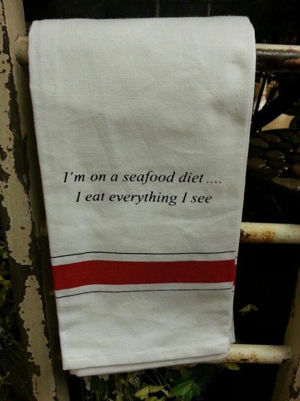 That's my diet!
